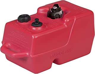 Moeller Portable Fuel Tanks, Sight Gauge, Seamless, EPA Compliant
