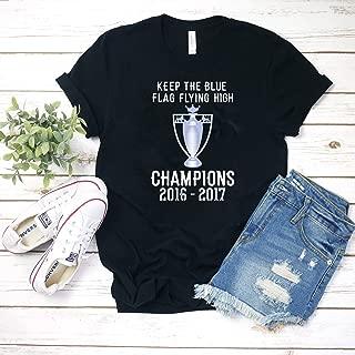 Chelsea Premier Champions 2016 2017 T-Shirt Hoodie