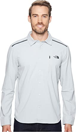 The North Face - Alpenbro Long Sleeve Woven Shirt