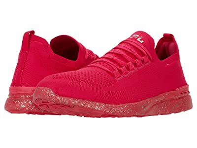Athletic Propulsion Labs (APL) Techloom Breeze (Ruby/Metallic Speckle) Men