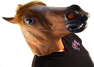 fake horse head mask