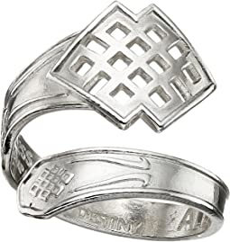 Silver Endless Knot