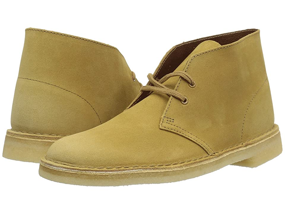 Clarks Desert Boot (Oak Suede) Men