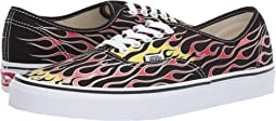 (Vans Mash Up) Flames Black/True White