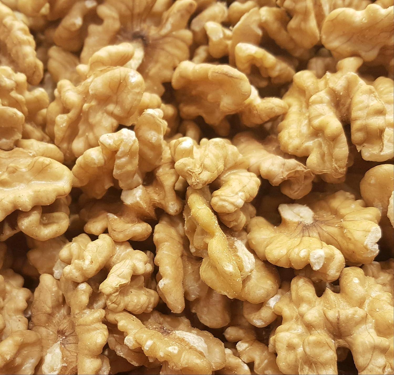 Premium Chandler Raw Bargain sale Walnuts Halves Shelled by Bulk Delish Its Max 74% OFF