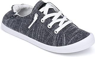 Women's Slip-On Sneakers Fashion Canvas Sneakers...