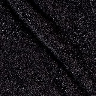 Shannon Fabrics Shannon Minky Cuddle Fleece Black Fabric By The Yard