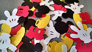 Best large mickey mouse die cuts Reviews