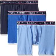 Men's Underwear Cotton Stretch Boxer Briefs