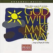 Best gospel song god will make a way Reviews