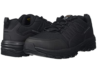 SKECHERS Work Fannter (Black) Men