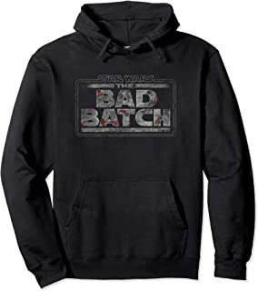 Star Wars The Bad Batch Logo Sweat à Capuche