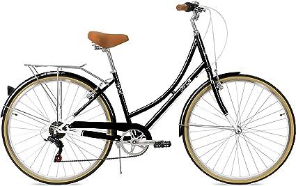 FabricBike Step City – Bicicleta de paseo para mujer