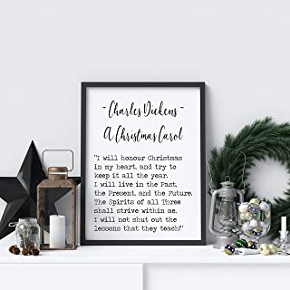 i will honor christmas in my heart sign