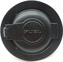 TIKSCIENCE Fuel Filler Door Cap Vapor for Dodge Challenger 2008-2019, Matte Black