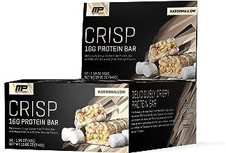 MusclePharm Combat Crisp Bar 12×45 Gram Marshmallow Estimated Price : £ 24,90