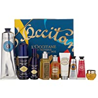 L'Occitane Hand Cream and 8 Travel Minis Set
