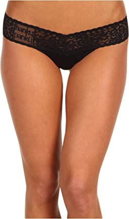 Logo To Go Modal Low Rise Thong