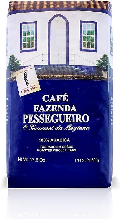 Café em Grãos Gourmet Café Fazenda Pessegueiro 500g