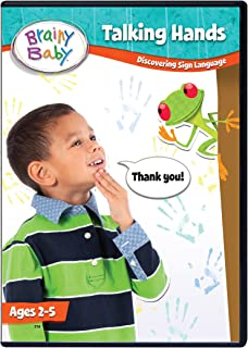 Brainy Baby Talking Hands Sign Language