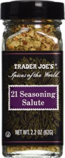 Trader Joe's 21 Seasoning Salute (2 of Bottle)