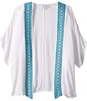 The Little Mermaid Desert Oasis Kimono Swim Cover-Up (Big Kids)