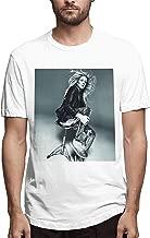 Ellie Goulding Shirt Me Hate Tour 2019 Short Sleeve for Men Hoodies Sports B&W Photo Black Baby Doll T-Shirt (107)