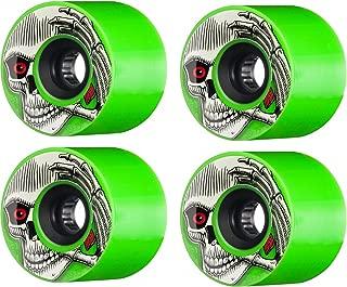 Bones Wheels Kevin Reimer 72mm 75A Green with Black Hub (New)
