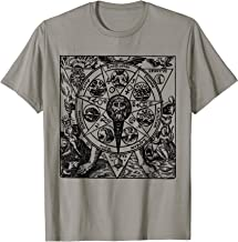 Alchemy T-Shirt Hermeticism Occult Magic Magick Graphic Tee