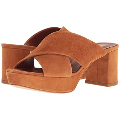 Summit by White Mountain Edeline (Cognac Suede) Women