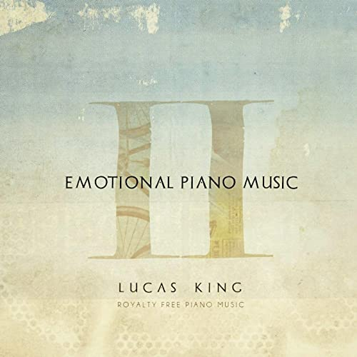 Emotional Piano Music II, Royalty Free Piano Music by Lucas