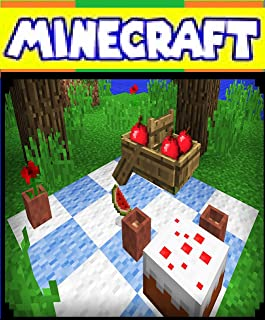 Minecraft- How to make a Picnic Basket: Ultimate Books for Kids and adult