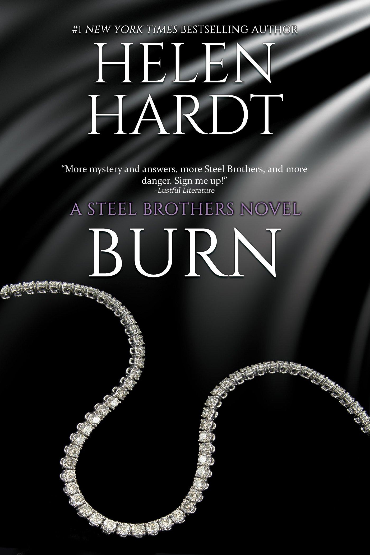 Burn (Steel Brothers Saga Book 5)