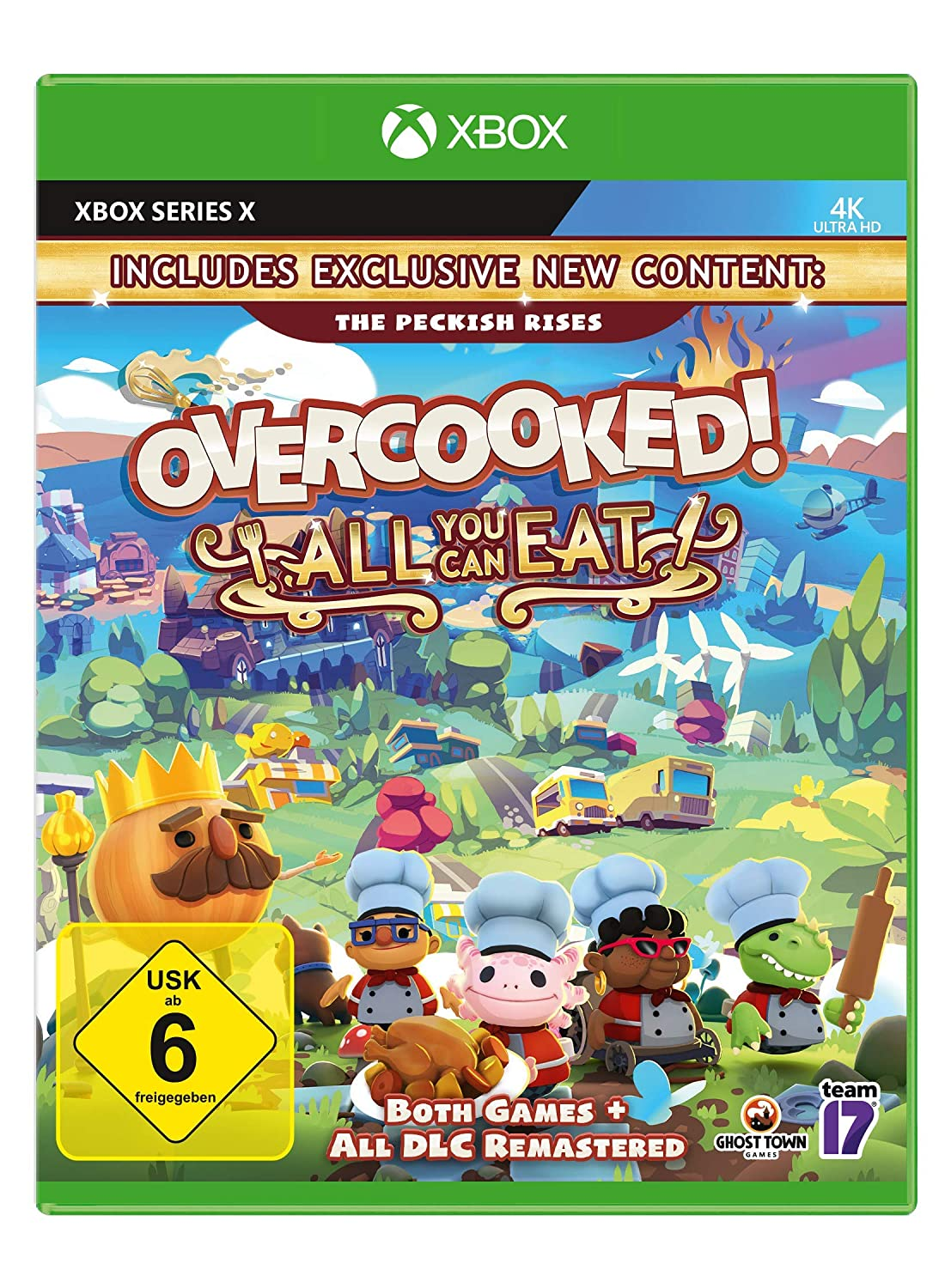 Overcooked - All You Can Eat