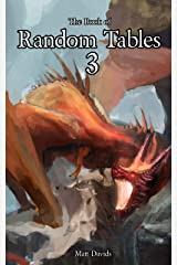 The Book of Random Tables 3: Fantasy Role-Playing Game Aids for Game Masters (The Books of Random Tables) Kindle Edition