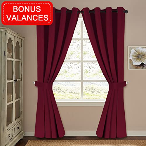 Curtains Living Room: Amazon.com