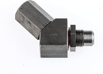 Lamdasonden-Eliminator-Simulator 45° mit-Metallkat-Lamdasonde-Spacer-O2-M18x1,5