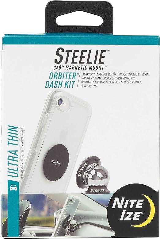 Magnetic Dash Mount Nite Ize Steelie Car Phone Mount Kit for Cellphones