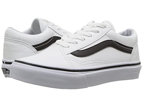 black old skool vans kids