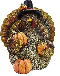 Enhoha Thanksgiving Turkey Pumpkin Thanksgiving Decorations Turkey Crafts For Thanksgiving Day