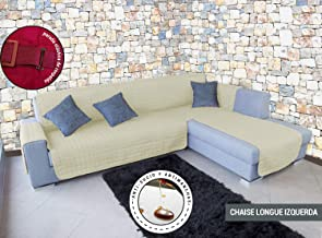 Amazon.es: funda de sofa chaise longue 260