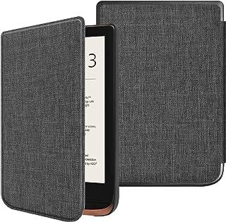 FINTIE Etui Slimshell do Pocketbook Touch HD 3 / Touch Lux 4 / Basic Lux 2 czytnik e-booków - najwyższej jakości lekki pok...