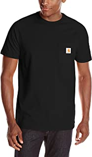 Carhartt Men's Force Cotton Delmont Short-Sleeve T-Shirt