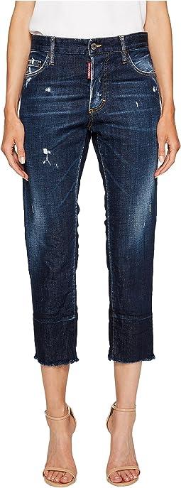 DSQUARED2 - Best Blue Wash Boyfriend Jeans