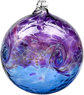 Kitras 6-Inch Van Glow Ball, Purple/Blue