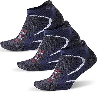 Dri-fit - Calcetines deportivos acolchados para trekking y carreras (3/6/8 pares)