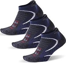 Facool Dri-fit - Calcetines deportivos acolchados para trekking y carreras (3/6/8 pares)