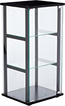 Best lighted curio display cabinet Reviews