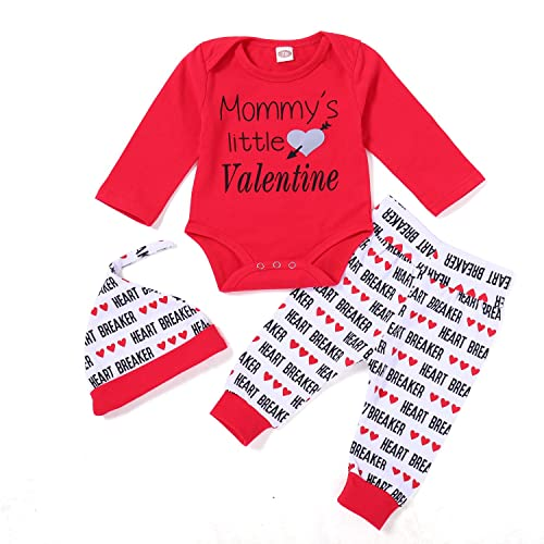 Carters Infant Boys Valentines Outfit Cuter Than Cupid Bodysuit /& Pants