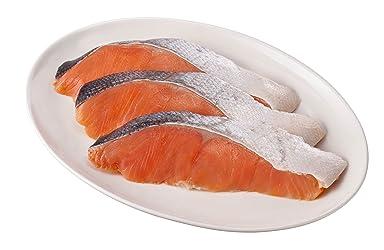 [冷凍] 塩銀鮭 切身(甘口) 3切入 210g
